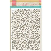 Marianne D Mask Stencil Leopard PS8068 149x210mm (07-20)*