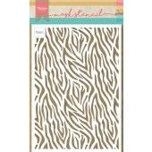 Marianne D Mask Stencil Zebra PS8070 149x210mm (07-20)*