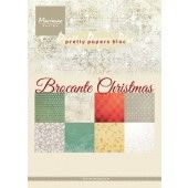 Marianne D Paperpad Brocante Christmas PK9171 A5 4x8 designs (07-20)*