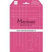 Marianne D Tools Marjoleine's Grid Cheat Sheet LR0030 149x237mm (09-19)