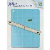 Nellie's Choice Magnetic Ruler set MAGM001 A4