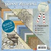 Paperpack Men collection - Yvonne Creation
