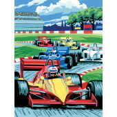 Painting by numbers GRAND PRIX