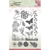 Clearstamp - Precious Marieke - Seasonal Flowers