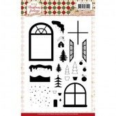 Clear Stamps - Precious Marieke - Warm Christmas Feelings