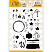 Clear Stamp - Precious Marieke - Nature's Gift