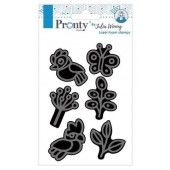 Pronty Foam stamp set summer 494.904.022 Julia Woning (08-20)*