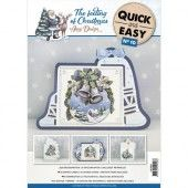 3D Push out - Quick and Easy 10 - The feeling of Christmas