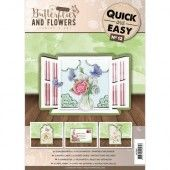 3D Push out - Quick and Easy 12 - Jeanine's Art - Classic Butterflies and Flowers