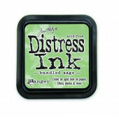 Ranger Distress Inks pad - bundled sage - stamp pad - Tim Holtz (TIM27102)
