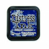 Ranger Distress Inks pad - chipped sapphire - stamp pad - Tim Holtz (TIM27119)