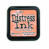 Ranger Distress Inks pad - dried marigold - stamp pad - Tim Holtz (TIM21438)