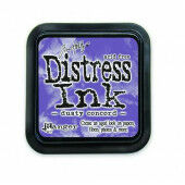 Ranger Distress Inks pad - dusty concord - stamp pad - Tim Holtz (TIM21445)