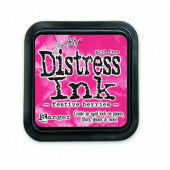 Ranger Distress Inks pad - festive berries - stamp pad - Tim Holtz (TIM32861)