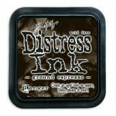 Ranger Distress Inks pad - ground expresso - stamp pad - Tim Holtz (TIM43270)
