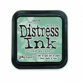 Ranger Distress Inks pad - iced spruce - stamp pad - Tim Holtz (TIM32878)