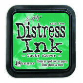 Ranger Distress Inks pad - lucky clover - stamp pad - Tim Holtz (TIM43249)