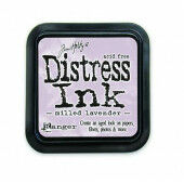 Ranger Distress Inks pad - milled lavender - stamp pad - Tim Holtz (TIM20219)