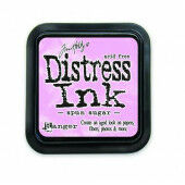 Ranger Distress Inks pad - spun sugar - stamp pad - Tim Holtz (TIM27164)