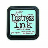Ranger Distress Inks pad - tumbled glass - stamp pad - Tim Holtz (TIM27188)
