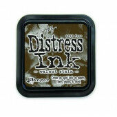 Ranger Distress Inks pad - walnut stain - stamp pad - Tim Holtz (TIM19534)