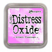 Ranger Distress Oxide - Kitsch Flamingo TDO72614 Tim Holtz (02-21)