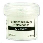Ranger Embossing Powder 34ml - clear EPJ37330