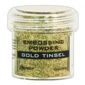 Ranger Embossing Powder 34ml - gold tinsel EPJ41047