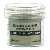 Ranger Embossing Powder 34ml - liquid platinum EPJ37484
