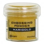 Ranger Embossing Powder 34ml -  marigold metallic EPJ60376