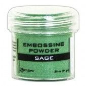 Ranger Embossing Powder 34ml -  sage metallic EPJ60406