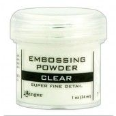 Ranger Embossing Powder 34ml - clear super fine EPJ37385
