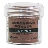 Ranger Embossing Powder 34ml - copper super fine EPJ36661