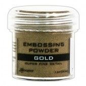 Ranger Embossing Powder 34ml - gold super fine EPJ37408