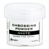 Ranger Embossing Powder 34ml - white super fine EPJ36678