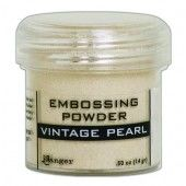 Ranger Embossing Powder 34ml -  vintage pearl EPJ60468
