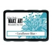 Ranger MAKE ART Dye Ink Pad Cornflower Blue -  Wendy Vecchi 5,8x8,3cm (WVD62585)*
