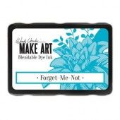 Ranger MAKE ART Dye Ink Pad Forget-Me-Not Wendy Vecchi (08-19) (WVD64329)