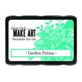 Ranger MAKE ART Dye Ink Pad Garden Patina - Wendy Vecchi 5,8x8,3cm (WVD62608)*
