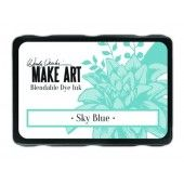 Ranger MAKE ART Dye Ink Pad Sky Blue - Wendy Vecchi (WVD64374)
