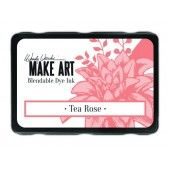 Ranger MAKE ART Dye Ink Pad Tea Rose - Wendy Vecchi (WVD64381)