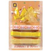 Ribbons & Bows - Yellow