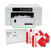 Virtuose SG400 A4 sublimatie printer met starterspakket