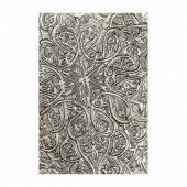 Sizzix 3-D Texture Fades Embossing Folder - Engraved  Tim Holtz 664249 (10-20)*