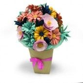 Sizzix Bigz L Die - Bundle of Flowers Katelyn Lizardi (661988)