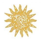 Sizzix Thinlits Die - Intricate Sun 663417 Sophie Guilar (07-19)*
