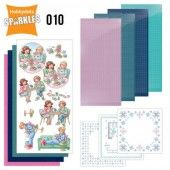 Hobbydots Sparkles - Set 10 - Me Time