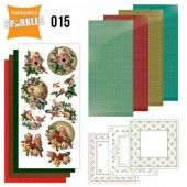 Hobbydots Sparkles - Set 15 - Christmas in Gold