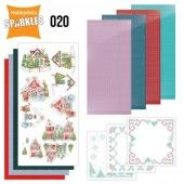 Hobbydots Sparkles - Set 20 - Sweet Christmas