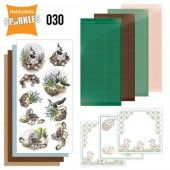 Hobbydots Sparkles - Set 30- Amy Design - Botanical Spring